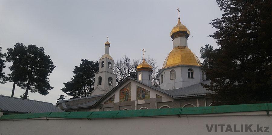 Собор в Душанбе