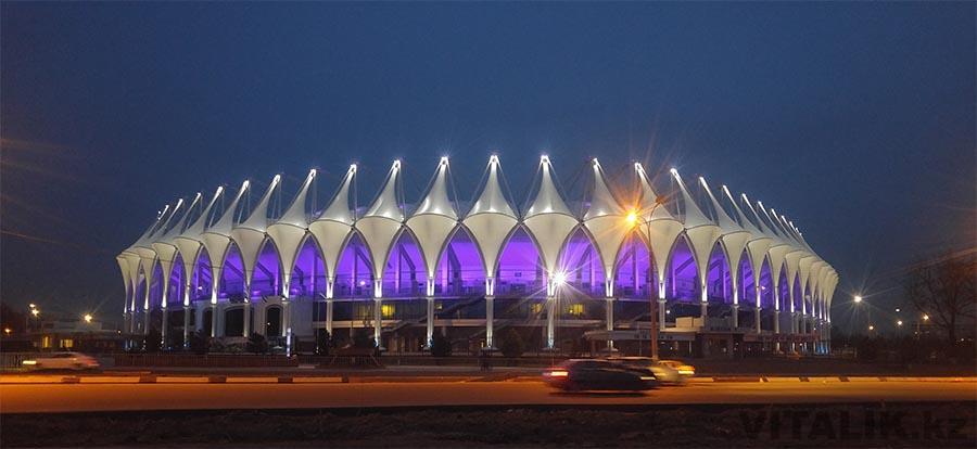 Стадион Бунедкор Ташкент Узбекистан