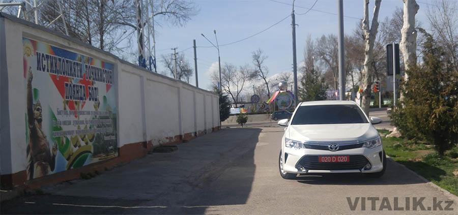 Тойота Камри 50 Душанбе