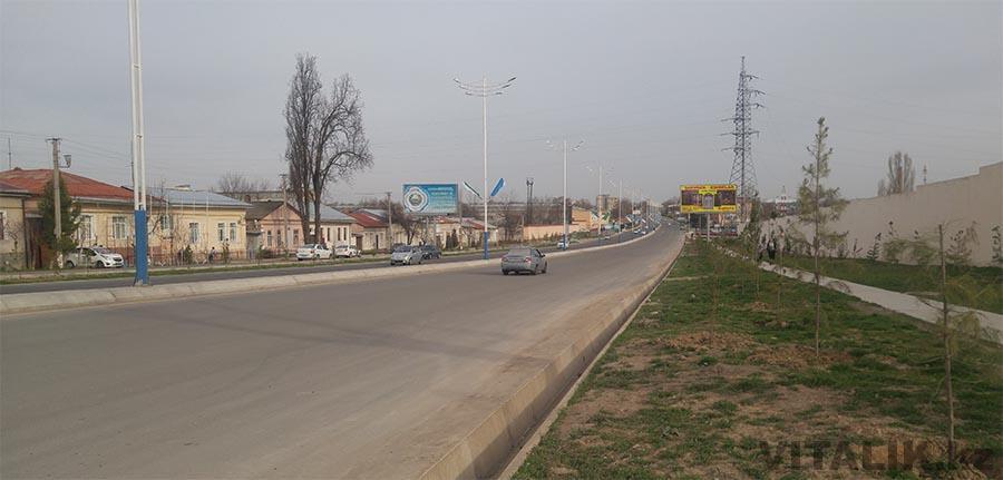 Улица Темур Малик
