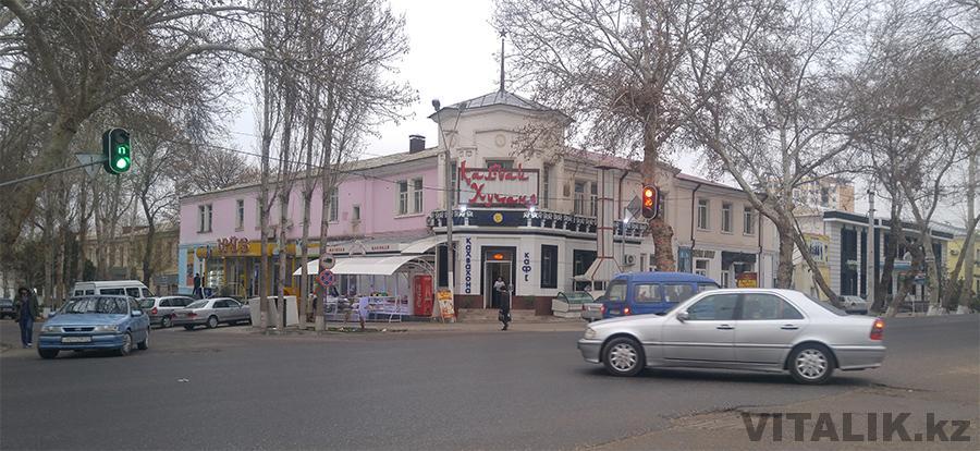 Улицы Худжанда