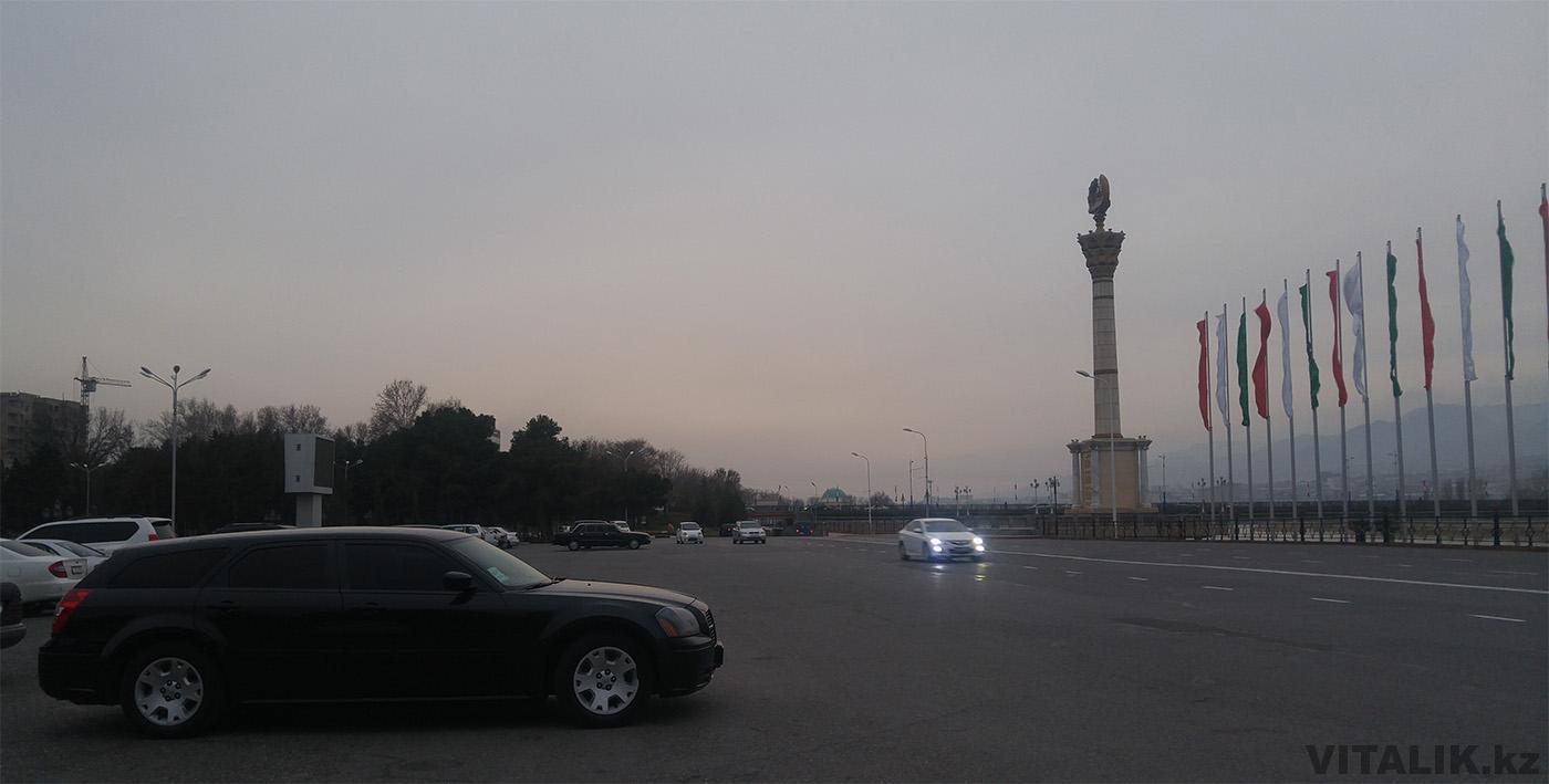 Худжанд улица Набиева