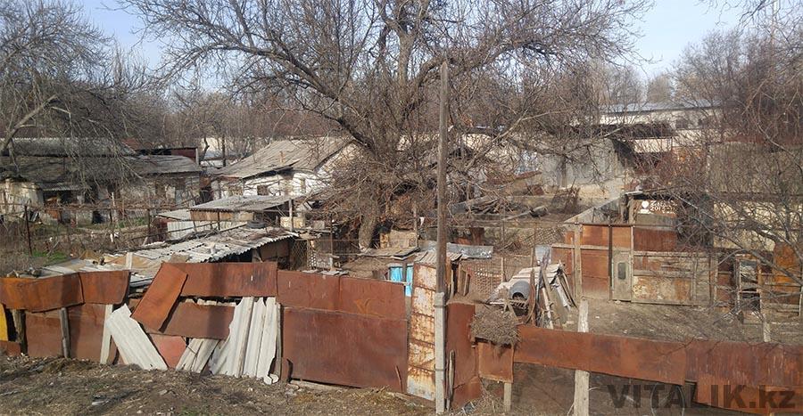 Частный сектор Ташкент