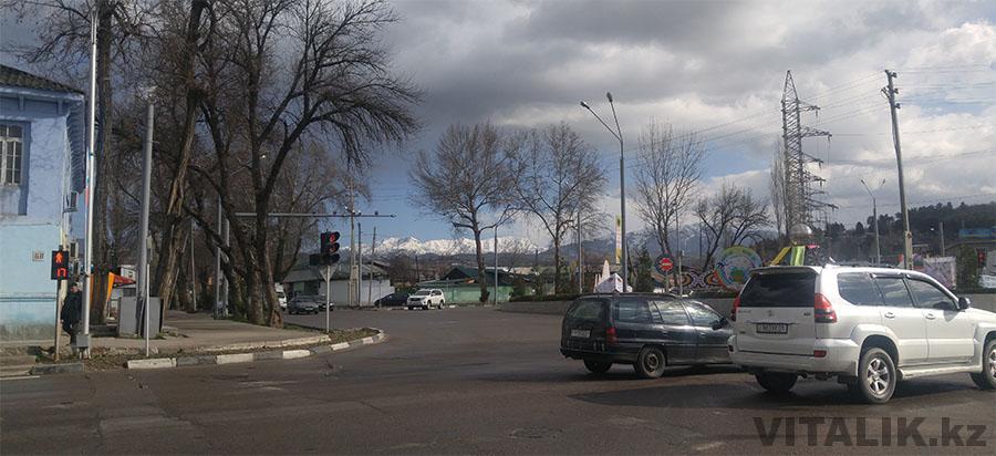 Шотемура кольцо Душанбе