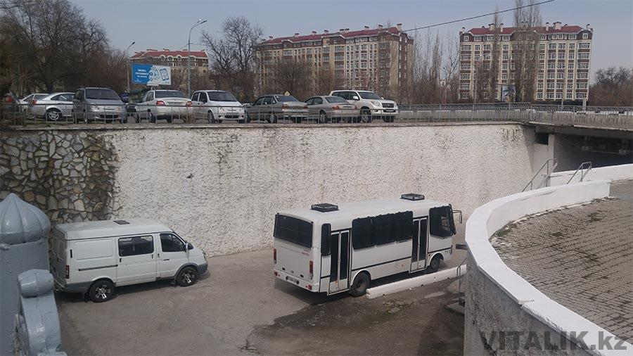 ISUZU с решетками автобус Ташкент