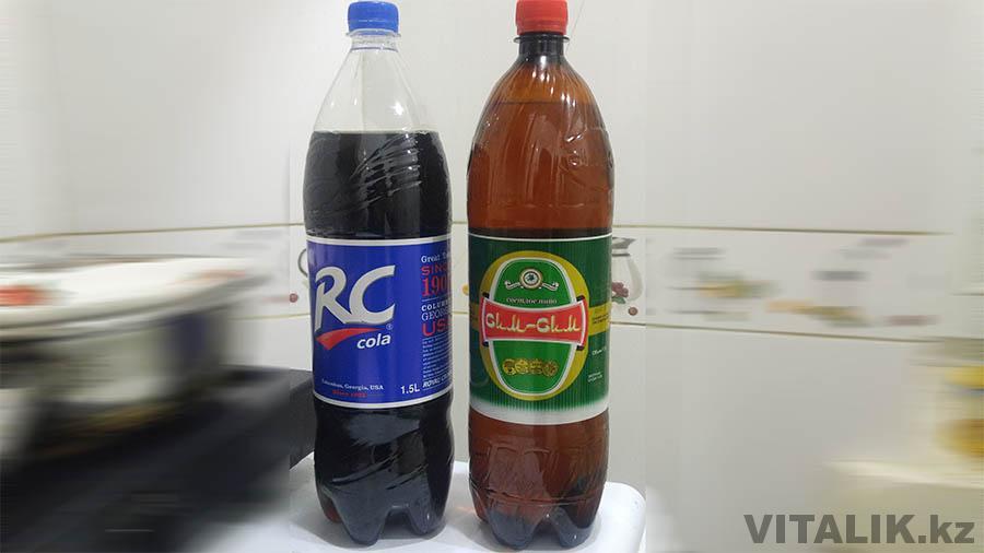 RC Cola Душанбе Таджикистан