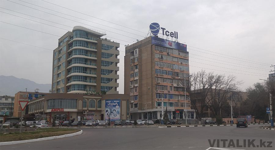 TCell Худжанд