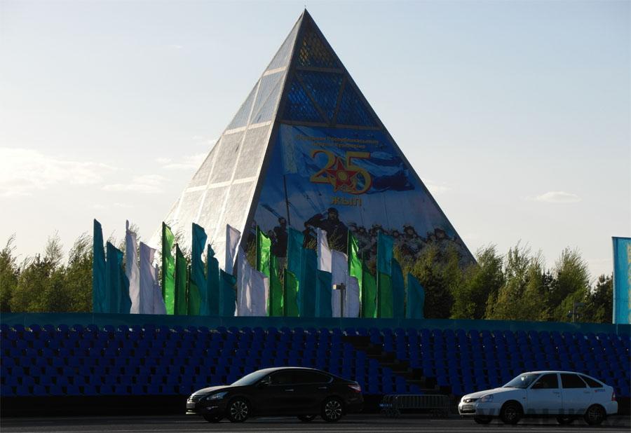 Дворец мира и согласия Астана