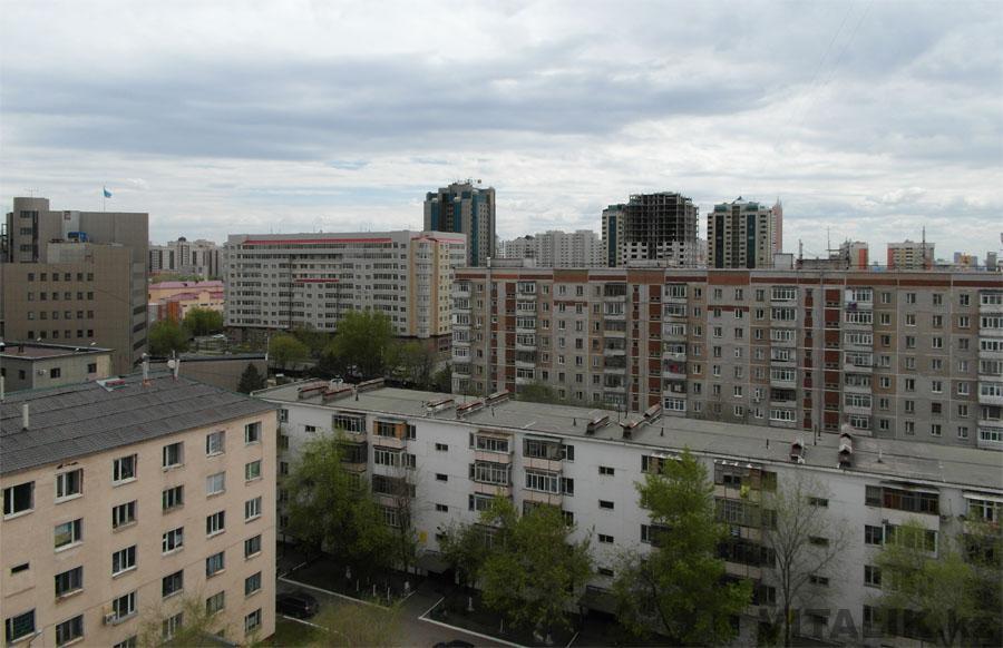 Дома Астана