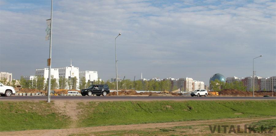 Кабанбай батыра Астана