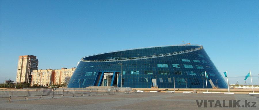 Казахский национальный университет искусств