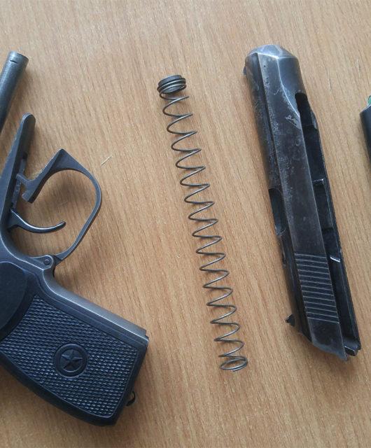 Как получить разрешение на оружие Алматы