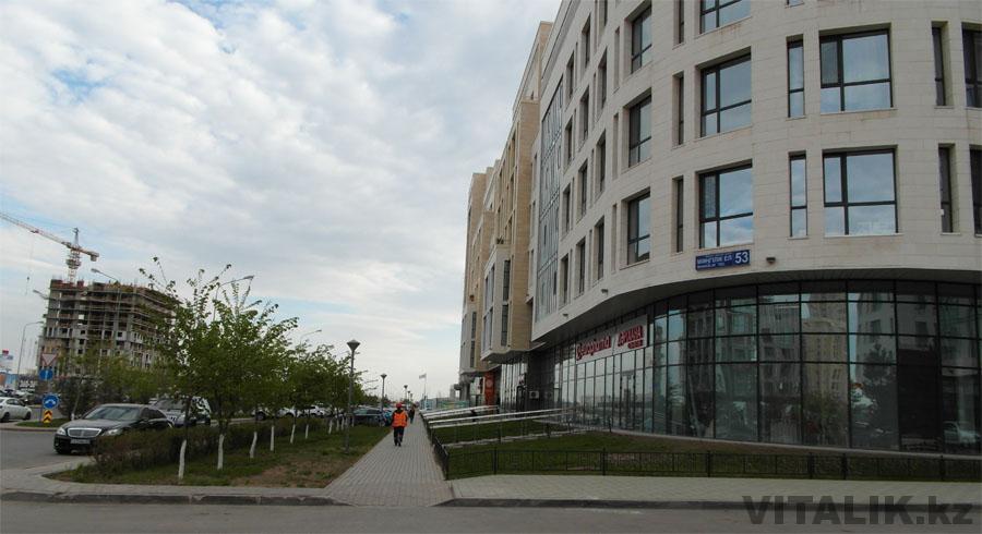 Мангилик ел улица Астана