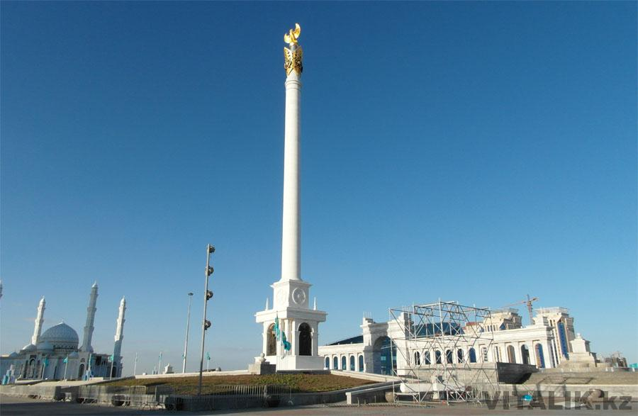 Монумент Казак Ели Астана