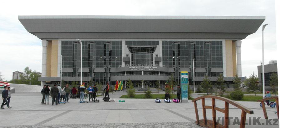 Национальный центр тенниса РК Астана