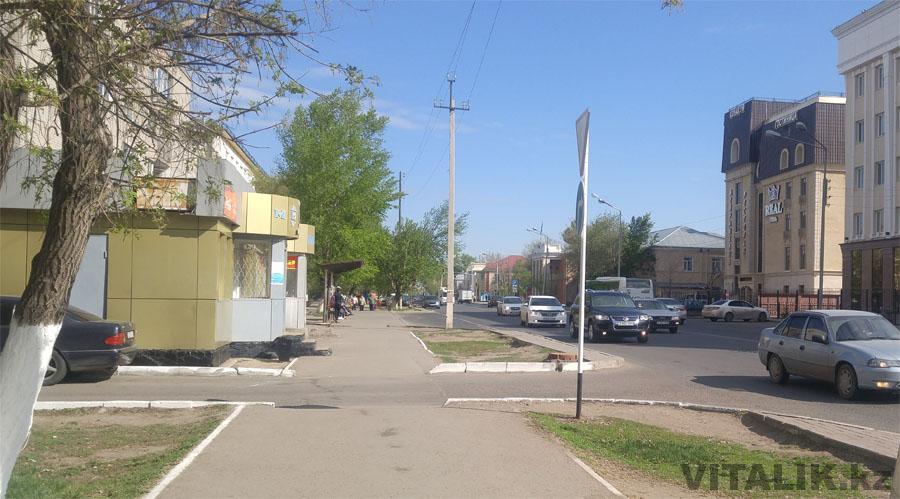 Проспект Республики Астана