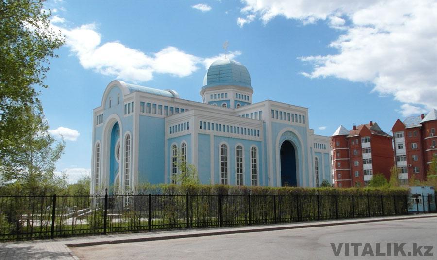 Синагога Астана