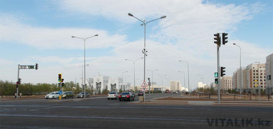 Улица Хусейн Бин Талал Астана