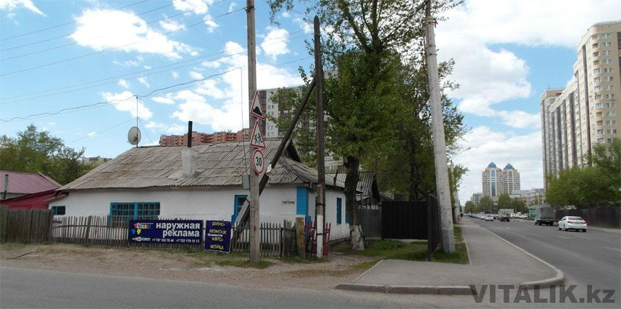 Частный дом Астана