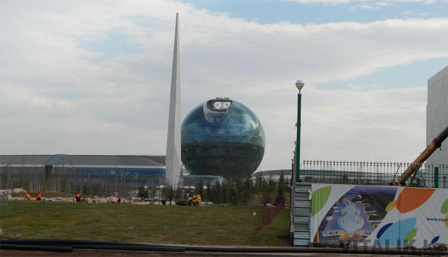 EXPO шар Астана