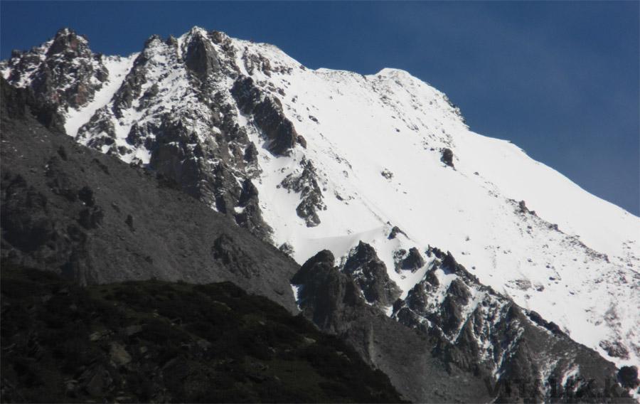 Ала Арча горы Кыргызстана