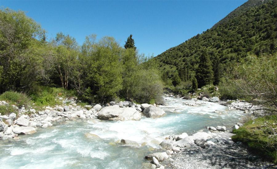 Ала Арча река