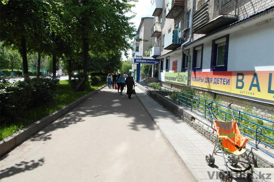 На ржевской улице