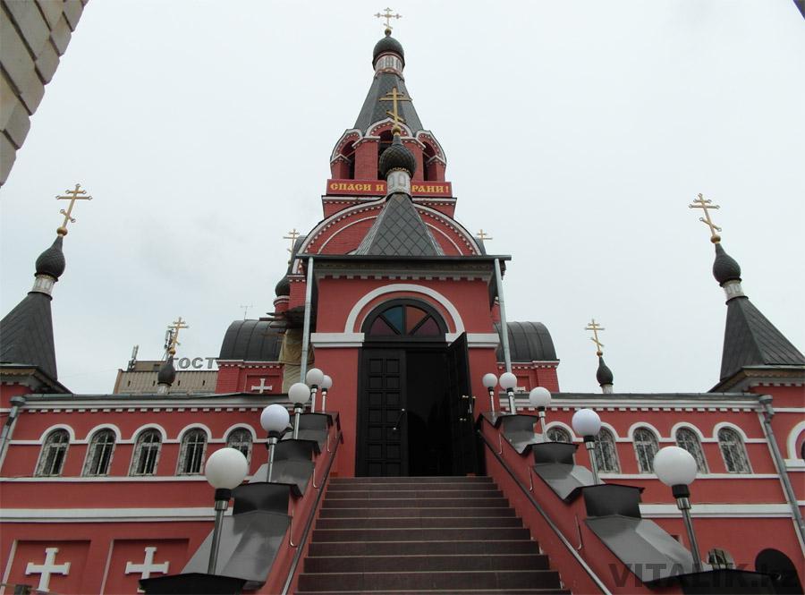 Ржев церковь на Спасской