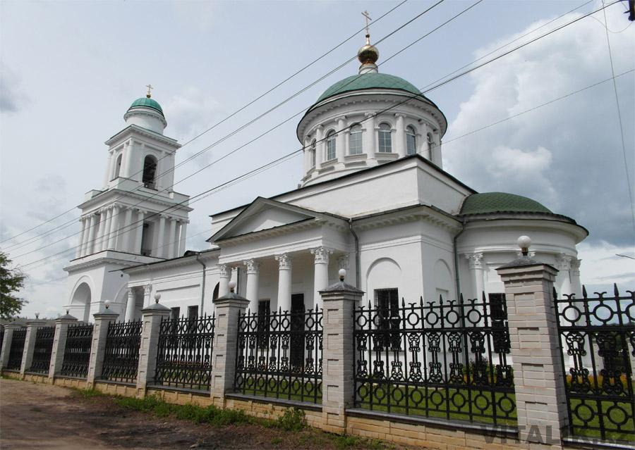 Церковь Ржев