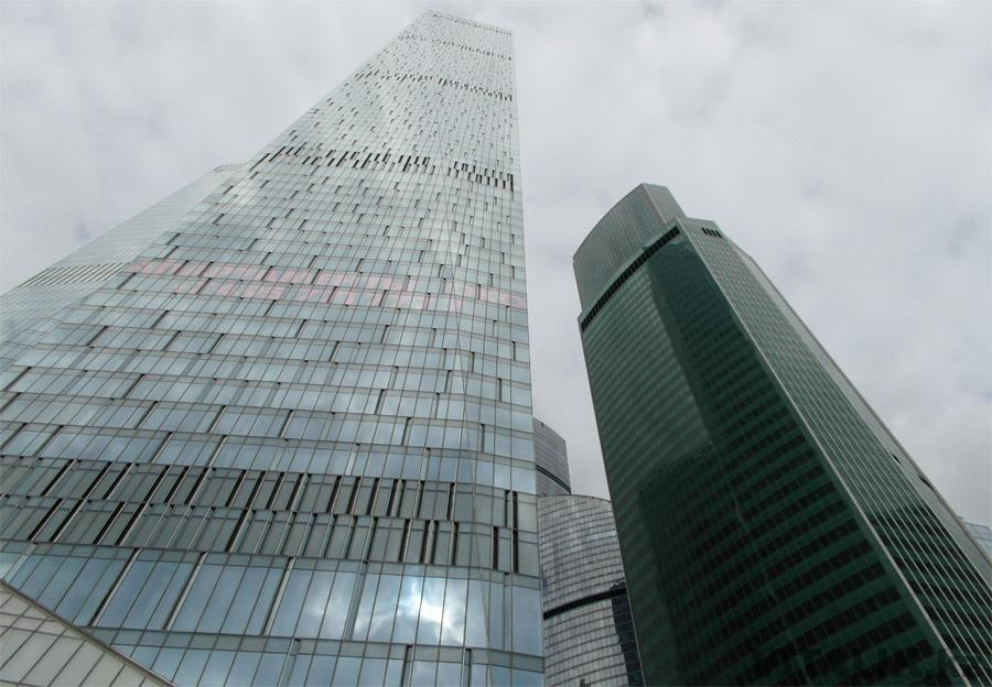 Башня Око Сити