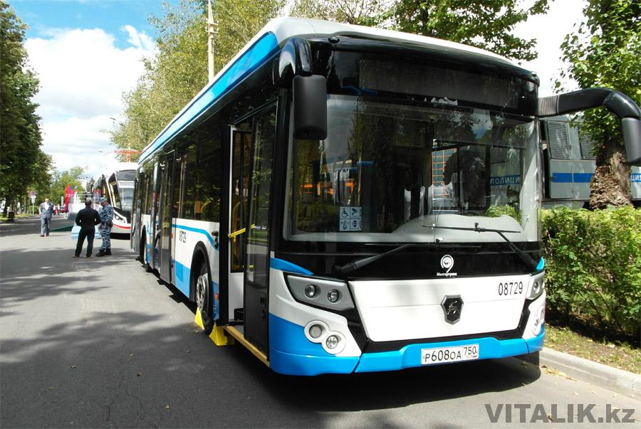 Автобус ГАЗ Москва