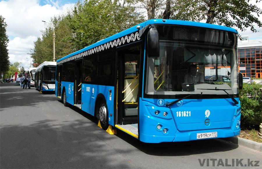 Автобус ЛиАЗ Москва