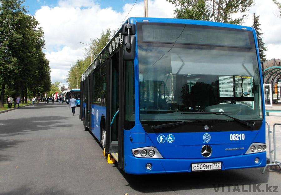 Автобус Мерседес Москва