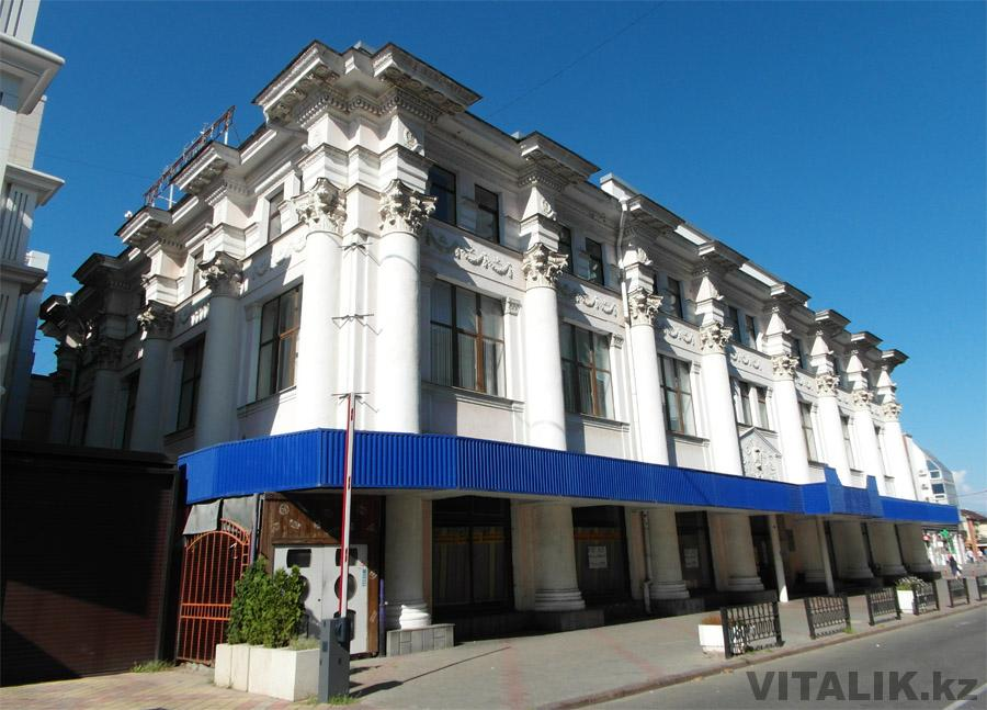 Дореволюционная архитектура Краснодар