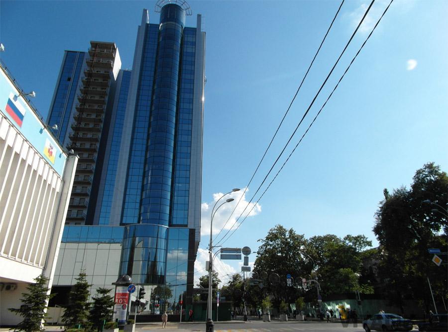 Многоэтажка Краснодар