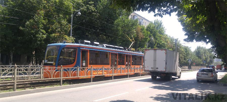 Новый трамвай Краснодар
