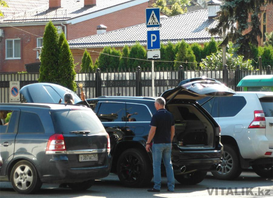 Освящение автомобиля Краснодар