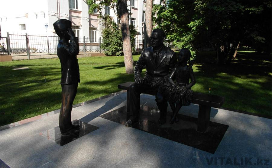 Памятник Краснодар