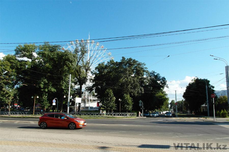 Парк культуры и отдыха Краснодар