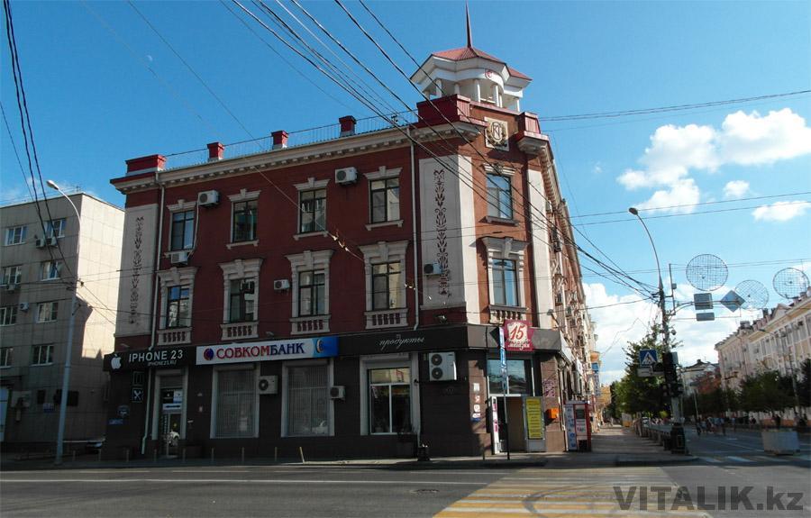 Пожарное здание Краснодар