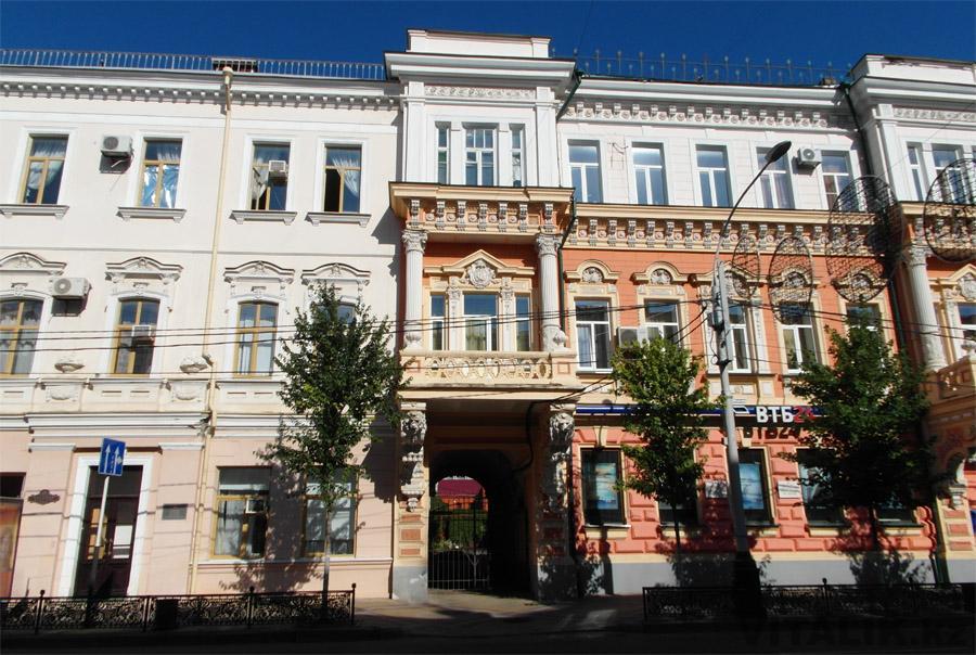 Ремонт здания Краснодар