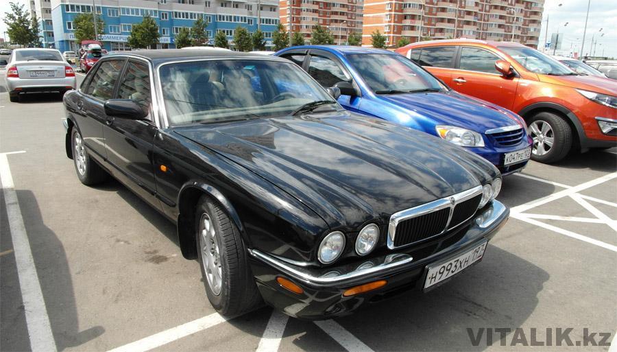 Jaguar в Краснодаре