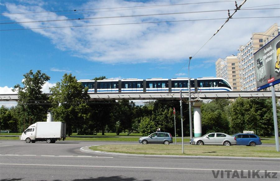 LRT в Москве