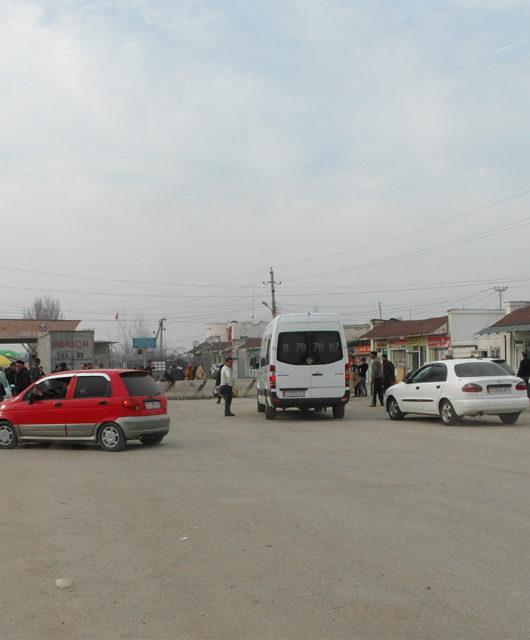 Граница Достук Дустлик Кыргызстан Узбекистан