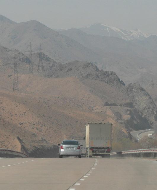 Перевал Камчик Узбекистан Дорога до Ташкента