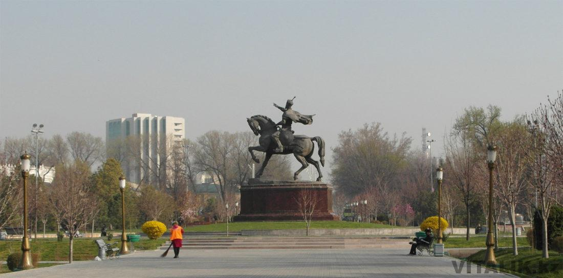 Ташкент 2018 центр города