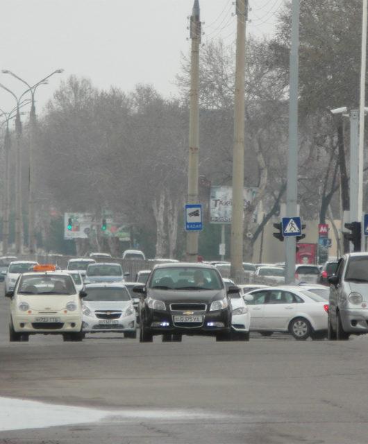 Ташкент за один день 2019