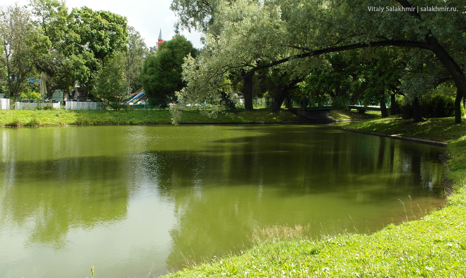 Московский Парк Победы 2019