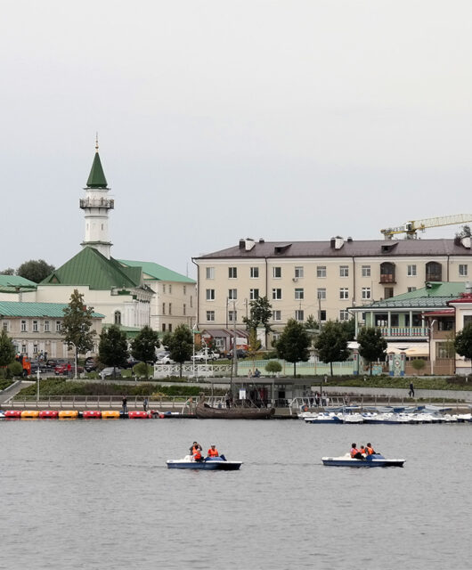 Озеро Кабан Казань 2020