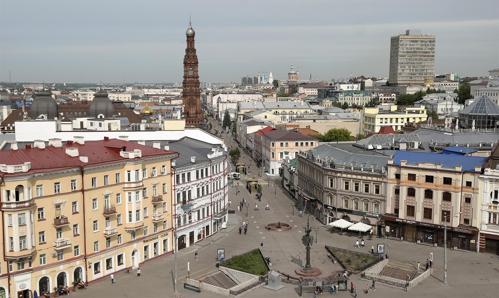 Казань за один день 2020